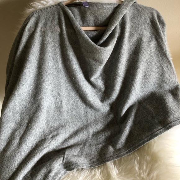Cullen Sweaters - CULLEN Cashmere poncho